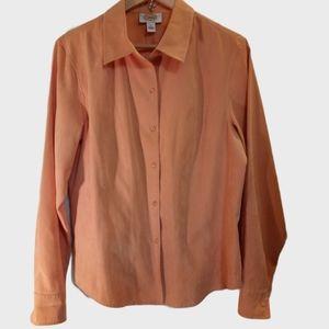 Talbots sz L blouse (861)